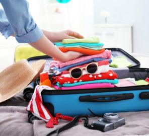 Como arrumar a mala perfeita para uma viagem longa?