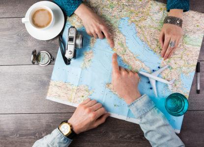 Dicas para se planejar e fazer a sua primeira viagem internacional em 2018