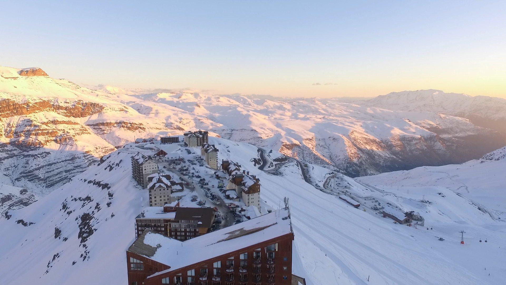 Valle Nevado - Santiago do Chile