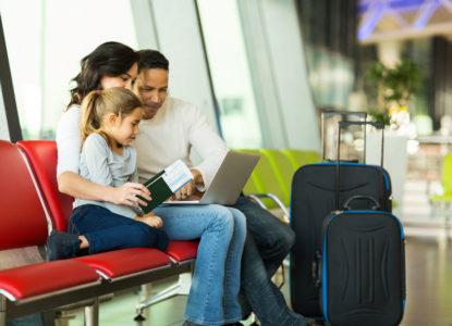 Documentos necessários para viajar com crianças