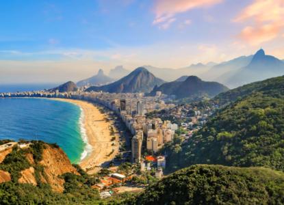 Destinos brasileiros ideais para cada estação: primavera e verão