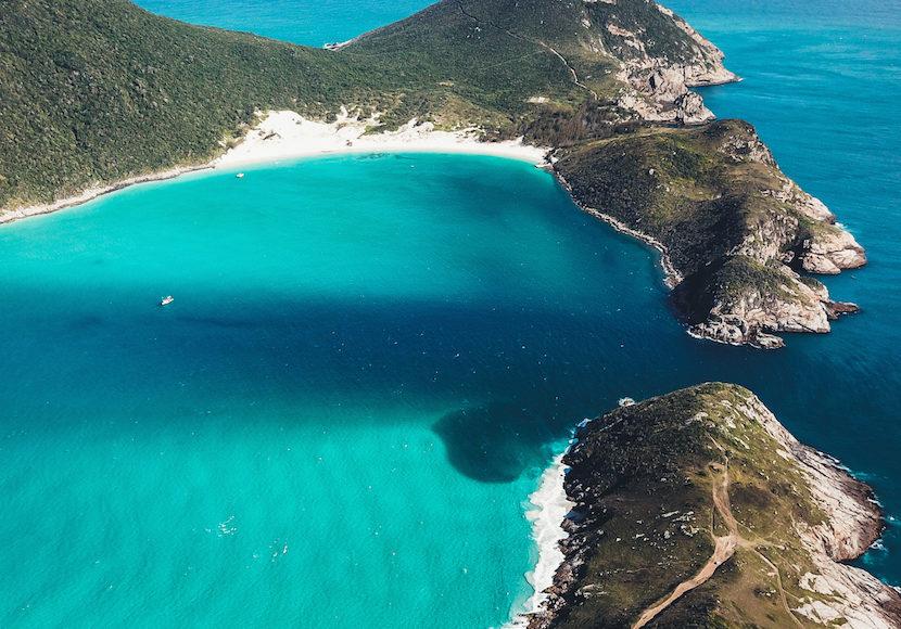 "5 lugares que podem ser considerados o ""Caribe Brasileiro"""