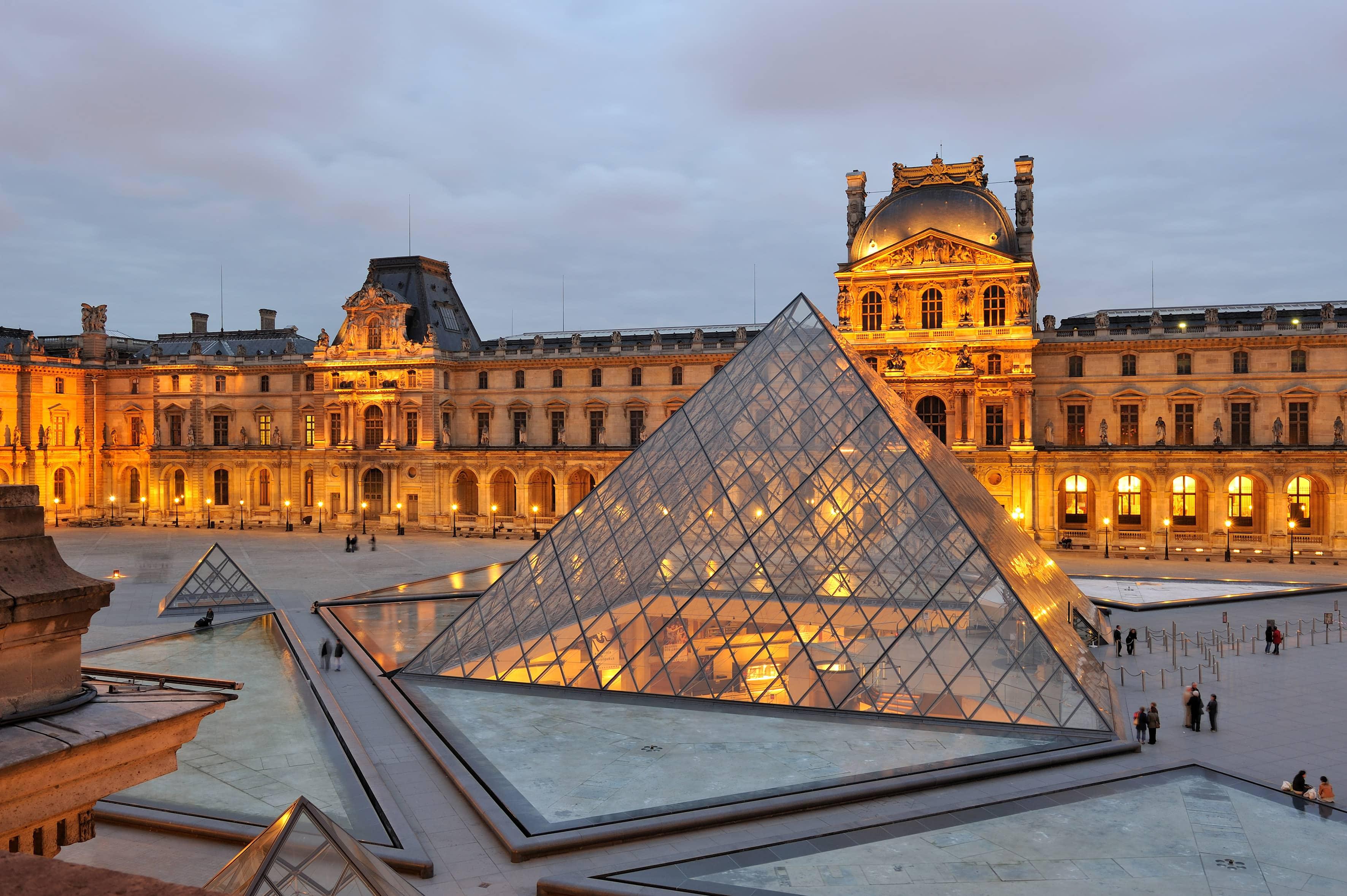 5 museus de artes mais visitados do mundo