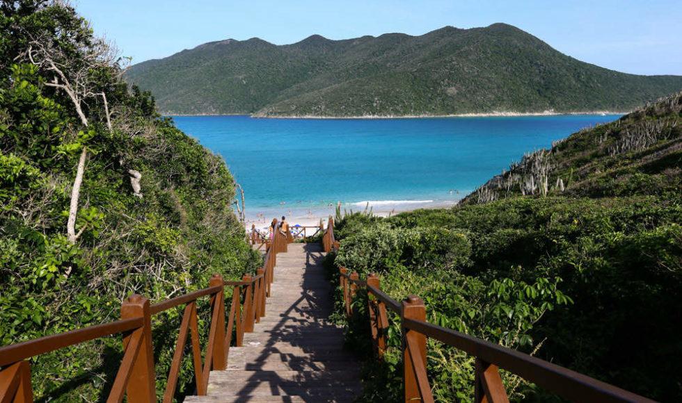 5 melhores praias de Arraial do Cabo