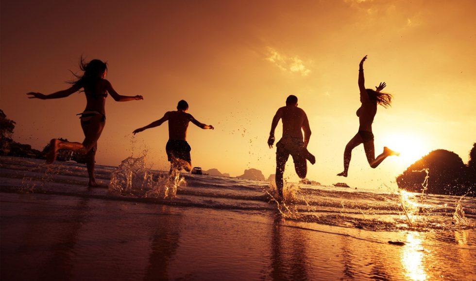 Destinos brasileiros para viajar com os amigos