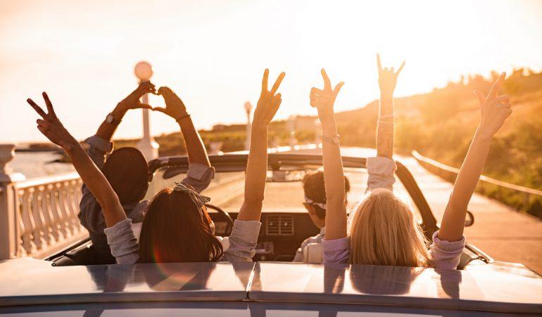 Viagem com os amigos: como organizar?