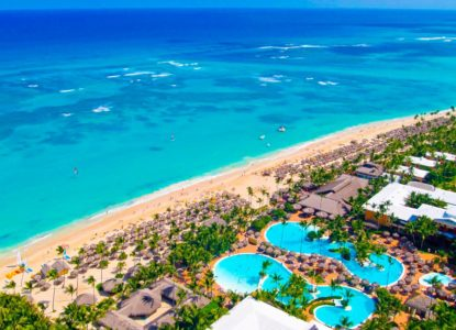 6 resorts em Punta Cana
