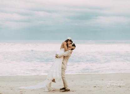 Casamento na praia: 5 destinos nacionais incríveis